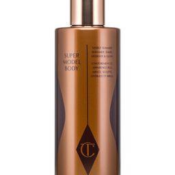 Charlotte Tilbury Supermodel Body XL Shimmer Shape, Hydrate & Glow ($214 Value)   Nordstrom