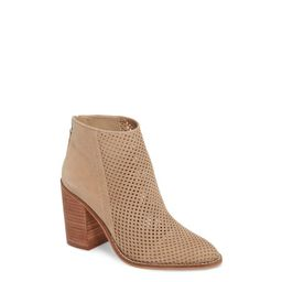 Steve Madden Rumble Perforated Bootie (Women) | Nordstrom