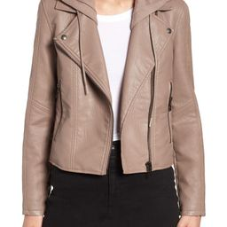 BLANKNYC Meant to Be Moto Jacket | Nordstrom