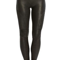 SPANX Faux Leather Moto Leggings   Nordstrom