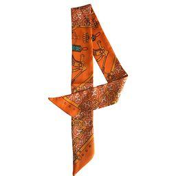 Blyyasgi Silk Scarf for Handle Bags Decoration Ribbon Hair Band Women's Band Taping Bandeaus Pony Sc   Amazon (US)