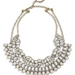 BaubleBar Evangeline Crystal Statement Necklace | Nordstrom