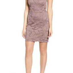 Speechless Lace Body-Con Minidress   Nordstrom