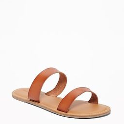 Double-Strap Sandals for Women   Old Navy US
