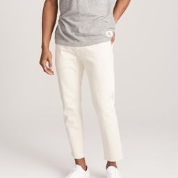 Skinny Cropped Jeans | Abercrombie & Fitch US & UK