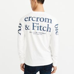 Back Graphic Tee | Abercrombie & Fitch US & UK