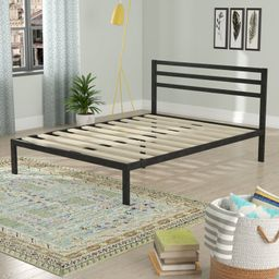 Avey Bed Frame   Wayfair North America