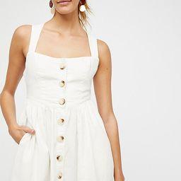 Carolina Mini Dress | Free People (US)