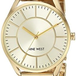 Nine West Women's NW/1922 Mesh Bracelet Watch | Amazon (US)
