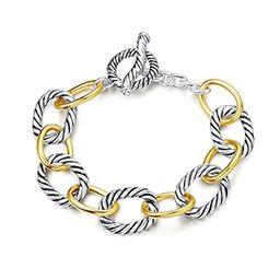 UNY Bracelet Designer Brand Inspired Antique Women Jewelry Cable Wire Vintage Valentine Christmas Gi | Amazon (US)