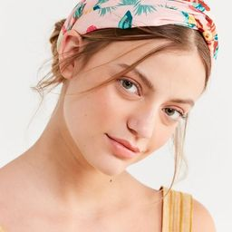 Vacation Twist Headwrap | Urban Outfitters (US and RoW)