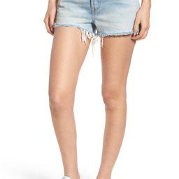 Levi's® 501® High Waist Denim Shorts (Guiding Light) | Nordstrom
