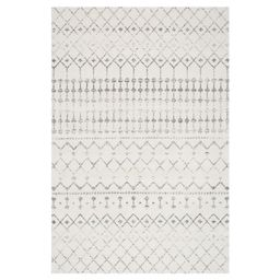 Sterling Gray Abstract Loomed Area Rug - (9'x12') - nuLOOM, Adult Unisex, Size: 9' x 12' | Target