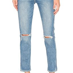 GRLFRND Naomi High-Rise Stretch Jean in I Will Suvive | Revolve Clothing (Global)