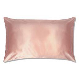 Slip(TM) For Beauty Sleep Slipsilk(TM) Pure Silk Pillowcase, Size Queen - Pink   Nordstrom