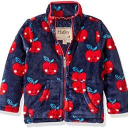Girls' Fuzzy Fleece Full Zip Jackets,   Amazon (US)