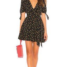 Mini Wrap Dress | Revolve Clothing (Global)