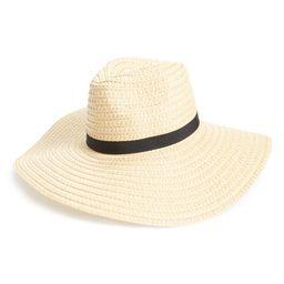 Wide Brim Staw Hat | Nordstrom