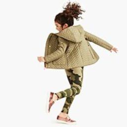 Girls' everyday leggings in camo | J.Crew US