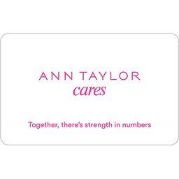 Ann Cares Card | Ann Taylor (US)