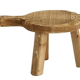 Creative Co-Op DA6896 Fir Wood Pedestal | Amazon (US)