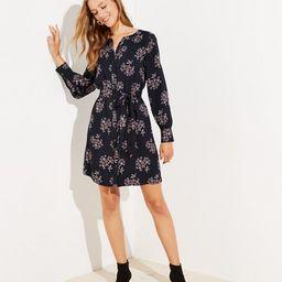 Anemone Shirtdress | LOFT | LOFT