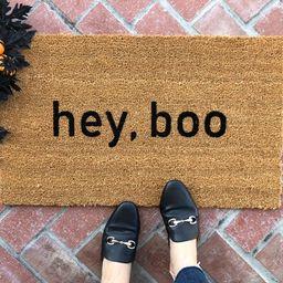 Halloween doormat / Funny Welcome Mat / Custom Doormat / Unique Gift / Fall Decor / Cute Doormat / H | Etsy (CAD)