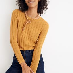 Clarkwell Pullover Sweater   Madewell