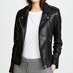 Han Leather Jacket | Shopbop