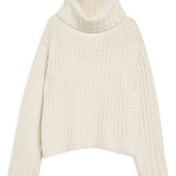 Chunky Roll Sweater | Nordstrom