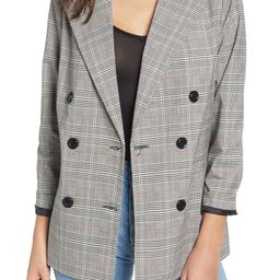 English Factory Double Breasted Jacket   Nordstrom