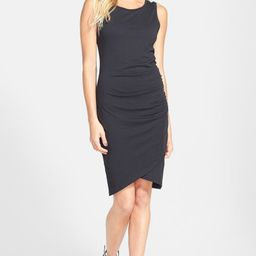 Leith Ruched Body-Con Tank Dress   Nordstrom