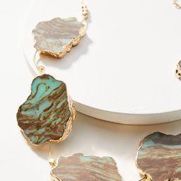 Stone's Throw Bib Necklace   Anthropologie (US)
