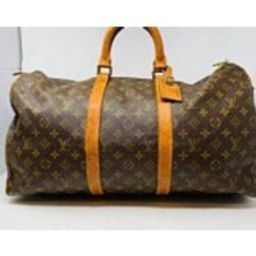 Authentic Louis Vuitton Keepall 50   Etsy (US)