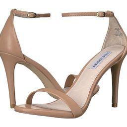 Steve Madden Stecy Stiletto Sandal (Natural) High Heels | 6pm