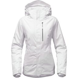 The North Face Gatekeeper Hooded Jacket - Women's Tnf White, L | Backcountry.com