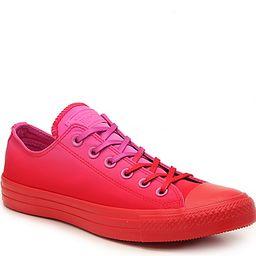 Converse Chuck Taylor All Star Dip Dye Sneaker - Women's - Red/Pink | DSW