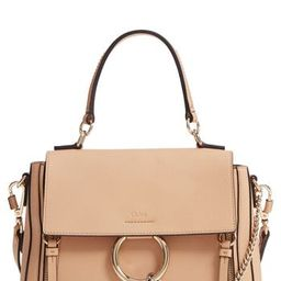 Chloe Small Faye Day Leather Shoulder Bag - Pink | Nordstrom