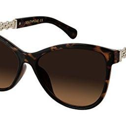 Southpole Women's 237sp-ts 237SP TS Cateye Sunglasses, Tortoise, 58 mm | Amazon (US)