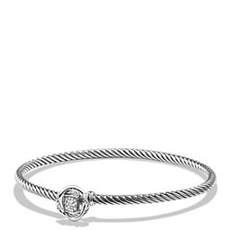 David Yurman Infinity Bracelet with Diamonds   Bloomingdale's (US)