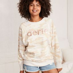 Aerie City Sweatshirt | American Eagle Outfitters (US & CA)