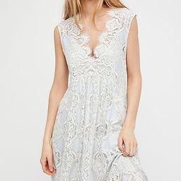 Forget Me Not Mini Dress by Free People   Free People (US)