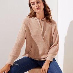 LOFT Hoodie Sweater | LOFT