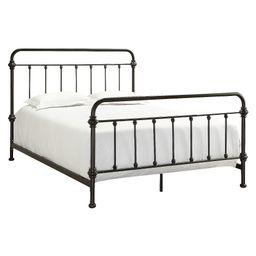Tilden Standard Metal Bed - Bronze (Queen) | Target