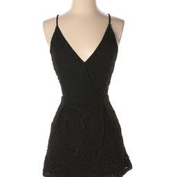 Nightcap Romper Size 0: Black Women's Dresses - 38662166 | thredUP