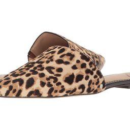 Sam Edelman Rumi (Sand Jungle Leopard Brahma Hair) Women's Clog/Mule Shoes | Zappos