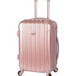 Rose Gold Kensie 20'' Spinner Carry-On   zulily
