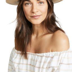 Hat Attack Panama Continental Hat | Shopbop