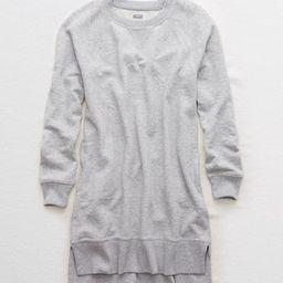 Aerie Fleece Long Sleeve Dress   American Eagle Outfitters (US & CA)
