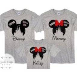 Disney Shirts, Disney Family Shirts, Family Disney Shirts, Disney Vacation Shirts, Matching Disney Shirts, Disney Trip Shirts, Magic Kingdom | Etsy (US)